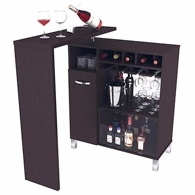 Mueble mini bar en barranquilla for Mini bares de madera