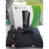 Xbox 360 Slim5.0 + Disco 500gb 200juegos +2 Controles +envio