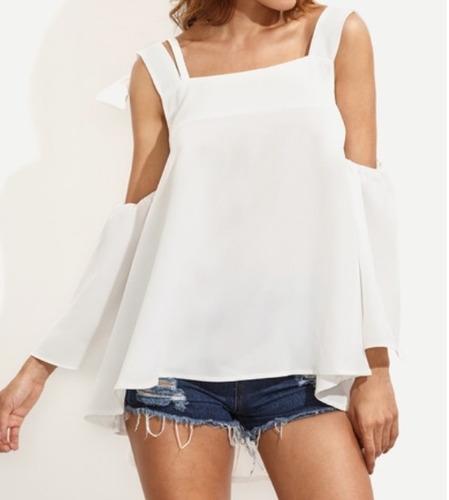 Blusas para mujer Limonni LI339 Campesinas