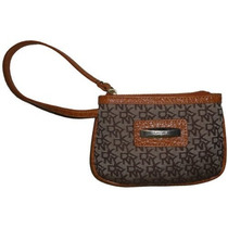Cartera Dkny Mitón Slg Town And Country Classics Chino / He