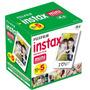 Fujifilm Instax Mini Película Instantánea, 5 Paquetes De H