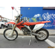 Honda Crf 250 X 126 Cc - 250 Cc