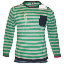 Hanger1978 ,100% Algodon ,sweaters,hombre Rallas