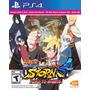 Nuevo Naruto Shippuden Ultimate Ninja Storm 4 Road To Boruto