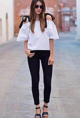 Blusas para mujer Limonni LI750 Campesinas