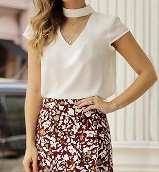 Blusas para mujer Limonni LI516 Casuales