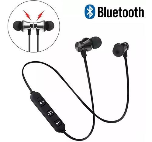 206a44976cf Audifonos Bluetooth Inalambricos Magneticos Microfono