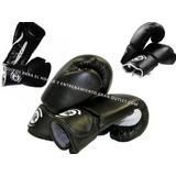 Guantes Boxeo 14oz Pro Entrenamiento Profesional Sportfitnes