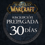 World Of Warcraft 30 Días America (digital Key) -ficha Wow