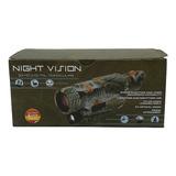 Monoculo Visor Nocturno Camuflado Nigh Vision 5x40 Digital