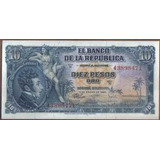 Colombia 10 Pesos 1 Ene 1960 Bgw175