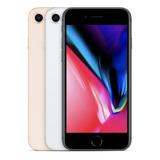 iPhone 8 64gb 4g 12mp 4k 3d Touch Garantía + Obsequios