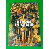 Dc Comics Tpb Heroes En Crisis Español Latino Completa