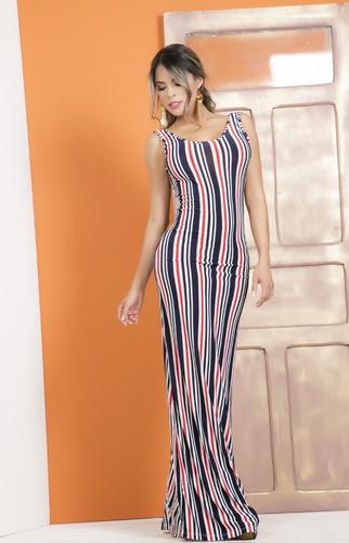 cf143eed4 Vestido Largos Playa Mujer Economicos Diseños Dama Ropa