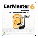 Sw: Earmaster 6 - Ear Master - Música  Desarrollo Del Oído