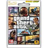 Grand Theft Auto V® Código + Online Original Garantía!! [pc]