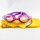 Kit Speedo Para Niños Sea Squad Cap And Goggle Set