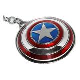 Llavero Capitan America Metalico Marvel Avengers Thor Hulk