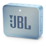 Jbl Speaker Go 2 Bt Icecube Cyan (s. Ame)