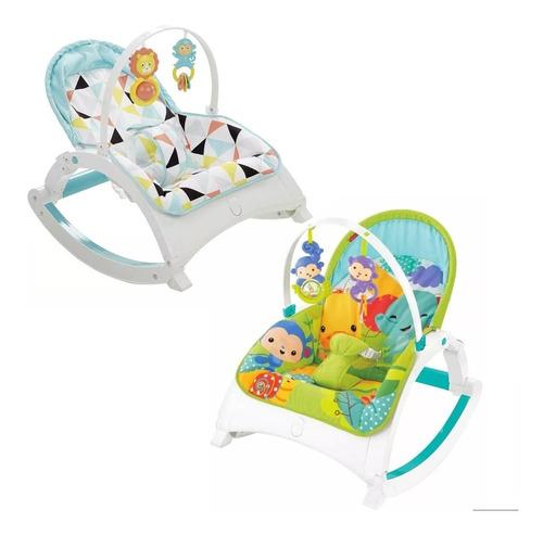 ebfb8c92e Silla Mecedora Plegable Para Bebe Antirreflujo Musical