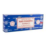 Sai Baba Nag Champa Incienso 250 Gramos- Envío Gratis