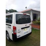 Alquiler Y Servicio De Van Transporte Y Turismo