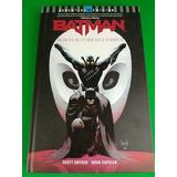 Dc Deluxe Batman Saga La Corte De Los Búhos Latino
