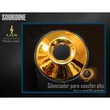 Dampener Silenciador Para Saxofón Alto Mute Sax Sourdine