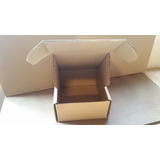 Caja De Cartón Troquelada Fuerte - 4 Milímetros  20x20x10