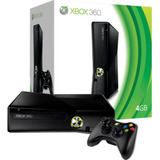Xbox 360 Slim 4gb 3.0 Ó 5.0 Nueva Garantía 1 Año.