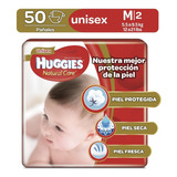 Pañales Huggies Natural Care Unise - Unidad a $634