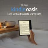 Nuevo Kindle Oasis Lector Libros Ebook 2019 8gb 10ma Gen