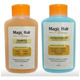 Magic Hair Shampo Y Acondicionador Nueva - mL a $60