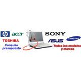 Reparación Computadores Y Portátiles Y Instalación Sistemas