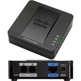 Gateway Cisco Ata Spa112 Adaptador Telefono 2 Puertos Voip