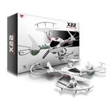 Drone X 22 Super Estable Cámara Resolución + Control Fácil