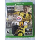 Fifa 2017 Xbox One Usado