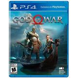 God Of War Ps4 Fisico Español Nuevo