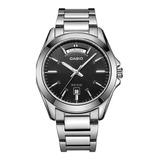Reloj Casio Mtp-1370d Hombre Doble Calendario 100% Original