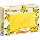 New Nintendo 3ds Xl Amarillo Pikachu Pokemon