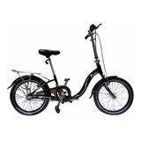 Bicicleta Plegable Fredfor Aluminio Shimano Nexus