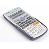 Calculadora Cientifica Casio Fx-570 Es Plus 417 Funciones