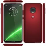 Motorola Moto G7 Plus 6.2  Rom 64gb Ram 4gb Rojo Y Azul