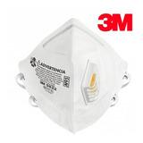 Respirador 3m N95 9822 Con Válvula