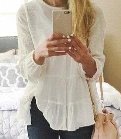 Blusas para mujer Limonni LI724 Casuales