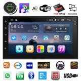 Radio Android 8.1 Pantalla Táctil 2 Din Wifi Gps Uber Cámara
