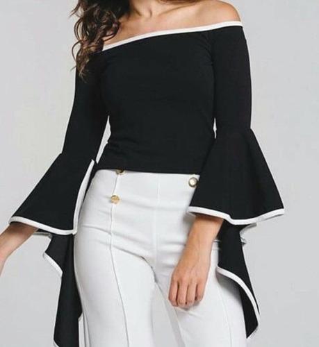 Blusas para mujer Limonni LI955 Campesinas