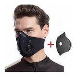 Mascara Careta Antipolucion Tapabocas + Regalo Filtro