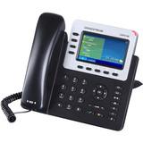 Teléfono Ip Grandstream Gxp-2140 Con Bluetooth Y Poe Voip