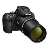 Cámara Nikon Coolpix P900 16mpx Zoom 83x Wi-fi